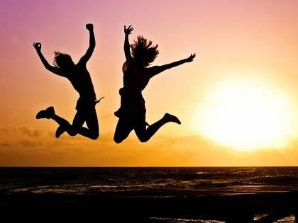 Come ritrovare la felicità in pochi passi