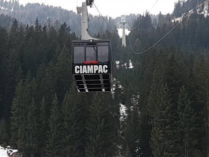 Val di Fassa, cabinovia in arrivo al Ciampac e a Pera due quadriposto