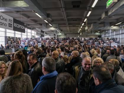 """TheOneMilano, successo per la """"prima"""" con oltre 11mila visitatori"""