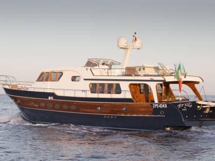 """All'asta """"Brilla & Billy"""", lo yacht di Lucio Dalla"""