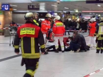 Attacco a Düsseldorf, due italiane tra i feriti