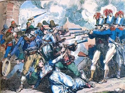 Quella guerra civile italiana che fu chiamata brigantaggio