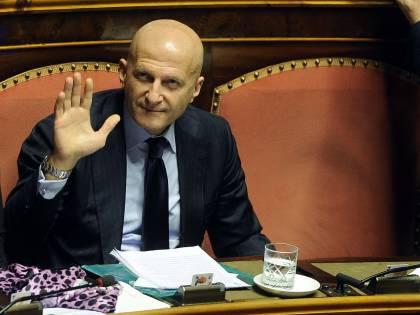 Augusto Minzolini ha presentato le dimissioni da parlamentare