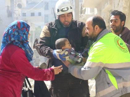 Le bombe Usa uccidono i civili (ma soltanto quelle di Trump)