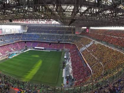 Sicurezza, un anello di calcestruzzo attorno allo stadio di San Siro