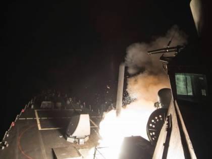 Mosca ha monitorato i missili Tomahawk diretti in Siria