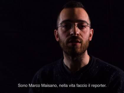 Marco Maisano per il Reporter Day