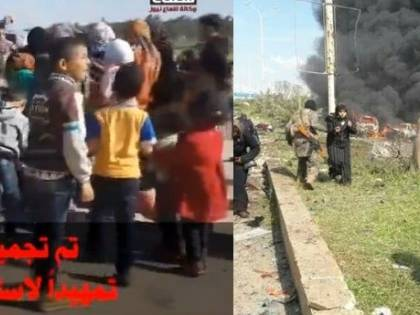Siria, trappola dei ribelli anti-Assad: patatine ai bimbi, poi la strage