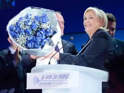 Marine Le Pen è di nuovo presidente del Front National
