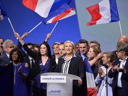 Marine Le Pen ci riprova, verso la rifondazione del Fn