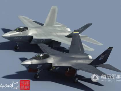 Ritorna a volare l'F-35 della Cina