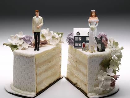 Divorzio, mogli mantenute per legge