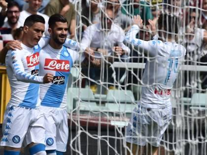 Serie A, il Napoli è una delizia e si prende il 2° posto