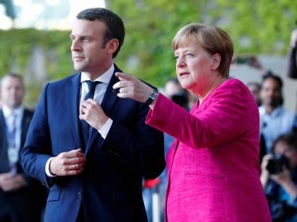 La Merkel si piega, Macron impazzisce: ma quant'è grande questa Italia?