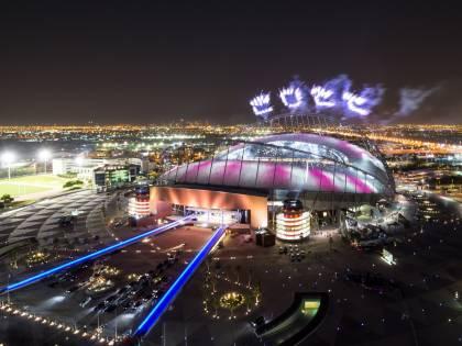 A Doha apre il primo stadio per i Mondiali del 2022