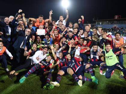 Miracolo Crotone, Empoli in serie B. Decisiva la vittoria del Palermo