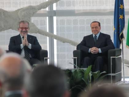 """Legge elettorale, Berlusconi: """"Fosse per me alzerei la soglia all'8%"""""""