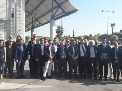 FederlegnoArredo, Orsini con gli imprenditori delle Marche