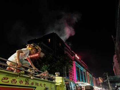 Manila, dà fuoco a un resort: 36 persone morte per asfissia