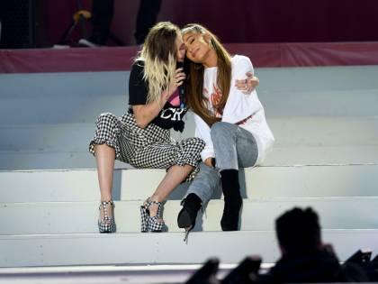 Ariana Grande torna a Manchester contro il terrorismo