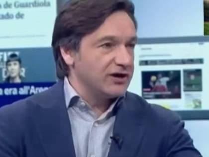 "La profezia ""fassiniana"" di Caressa: ""Figurati se l'Ajax batte la Juve..."""