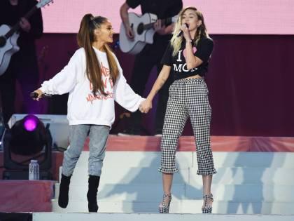 Ariana Grande solidale per Manchester