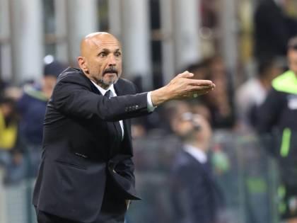"""Spalletti incredulo: """"I tifosi dell'Inter mi hanno avvolto d'affetto"""""""