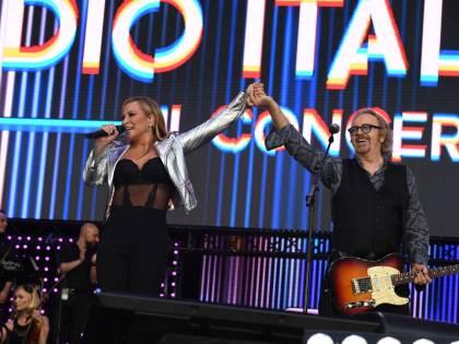 Il body di Anastacia comprato dalla cantante poche ore prima del concerto