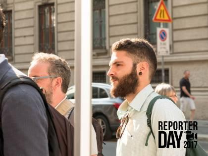 Reporter Day, non è il solito talent