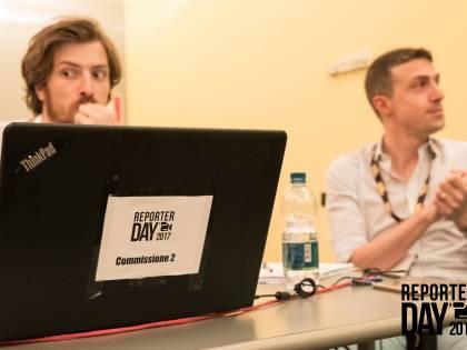 I candidati al Reporter Day
