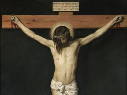 Pasqua, i manifesti choc a Roma: Rocco Siffredi diventa Gesù