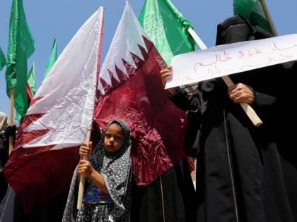 Blocco saudita contro il Qatar: 18 nomi nella lista del terrorismo