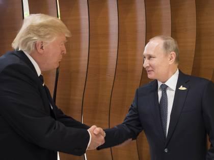 Incontro Trump-Putin: gli Usa vogliono l'Iran fuori dalla Siria