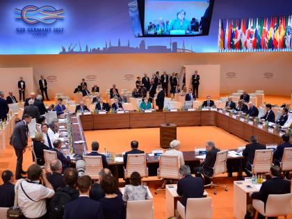 G20, compromesso sul commercio