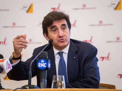 """Cairo: """"Tavecchio deve ammettere il fallimento. Ventura? Mi spiace per lui e per l'Italia"""""""