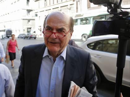 """Bersani: """"La sinistra deve creare un nuovo progetto che vada oltre il Pd"""""""