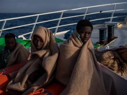 Augusta, il porto col maggior numero di sbarchi di migranti