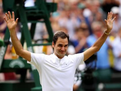 Federer è lo specialista degli Slam: nessuno come lo svizzero
