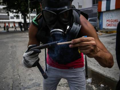 Venezuela, tensione alta