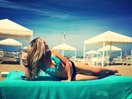 Martina Stella sexy su Instagram