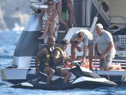 Inter, Eder e Joao Mario soccorsi dalla Guardia Costiera a Portofino