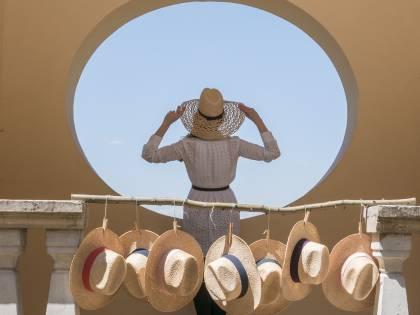 Quel cappello di paglia nasce da un chicco di grano