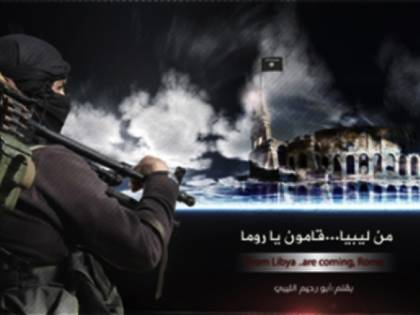 """L'Isis mette nel mirino l'Italia """"Prossimo obiettivo siete voi"""""""