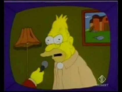 """È morto Mario Milita, voce di nonno Simpson e """"Holly & Benji"""""""