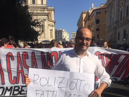 """Il tweet choc di Raimo su Ramelli: """"Icona del peggiore neofascismo"""""""