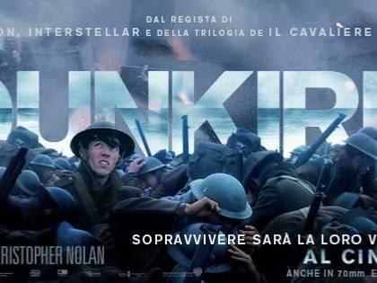 "Il film del weekend: ""Dunkirk"""