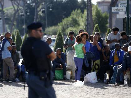 La sostituzione etnica degli italiani