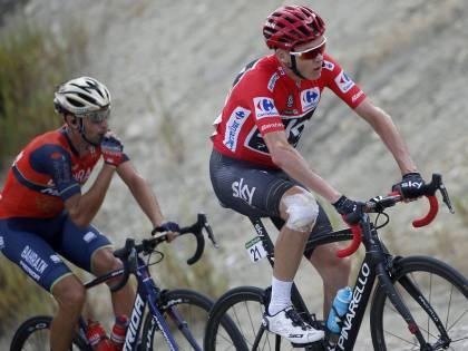 """Nibali riapre la Vuelta: """"L'Angliru per il paradiso"""""""