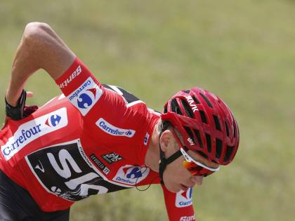 Froome e l'ipocrisia dell'antidoping