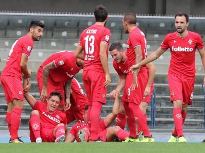 Serie A, Fiorentina a valanga sul Verona. Il Torino batte il Benevento al 93'